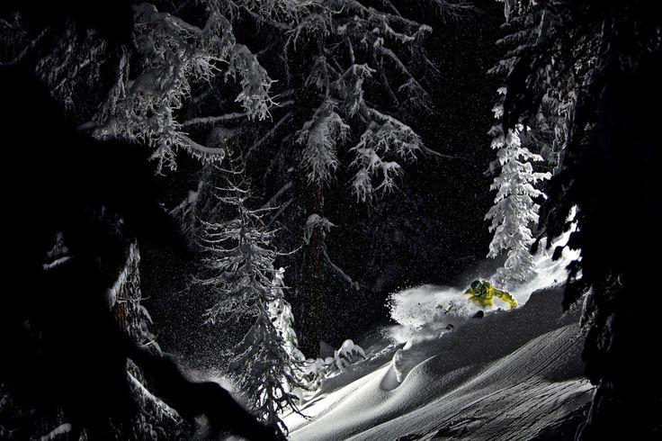 Chandolin Backcountry, Switzerland best ski photos of the year | best skiing images | SKI Magazine