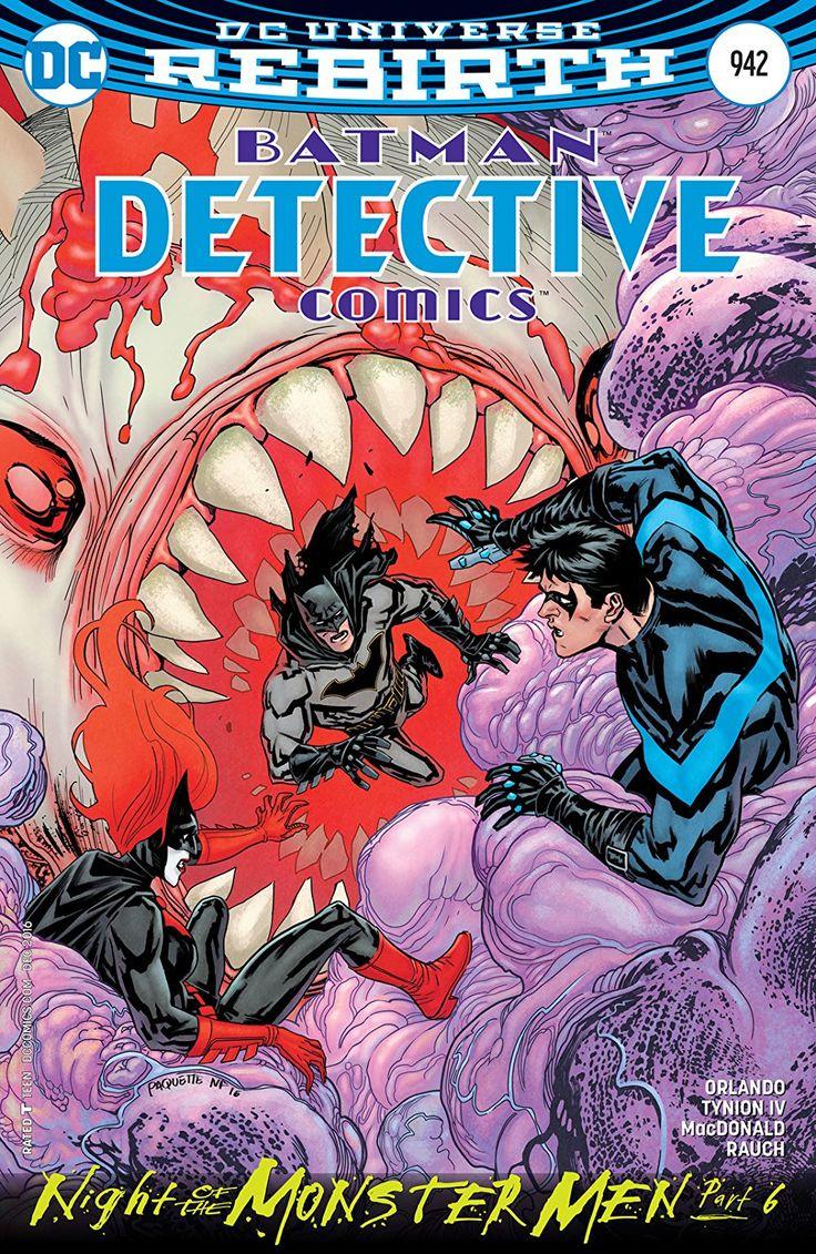 Detective Comics (2016-) #942 Written by: Steve Orlando & James Tynion IV Pencils: Andy MacDonald 04/05/2017