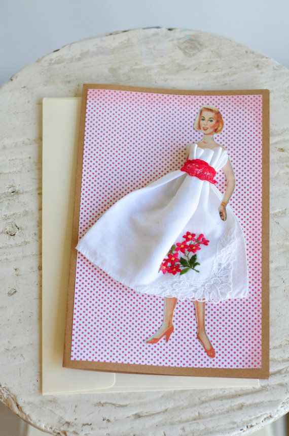 FREE SHIPPING Lovely Lady Audrey  Vintage by honeyholden on Etsy, $9.50