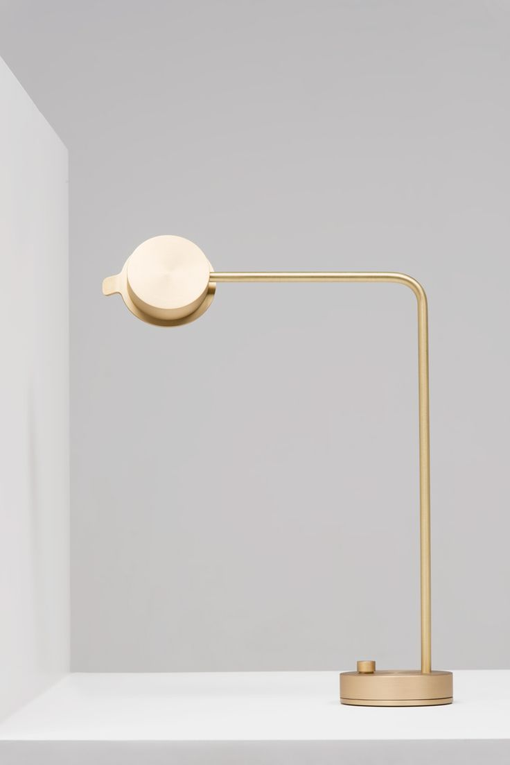w102 LED lamp by david chipperfield for wastberg