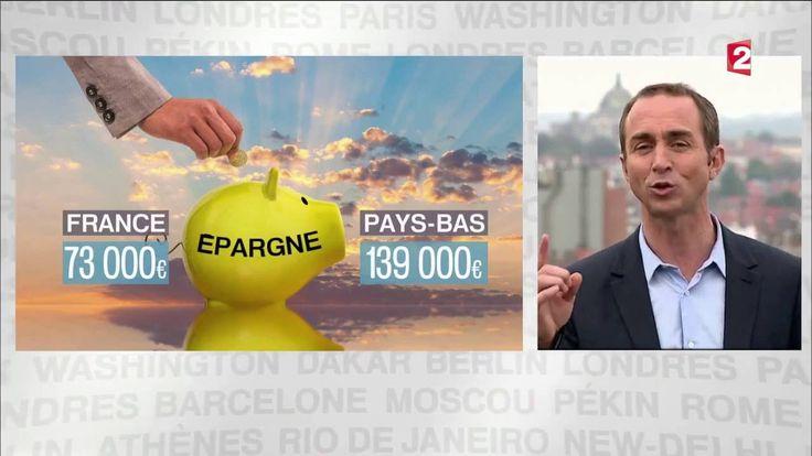 """Pour la sortie du film """"Radin!"""" avec Dany Boon, l'émission """"C'est un monde"""" s'est intéressée aux habitudes en matière de dépenses dans les pays du monde. Cap..."""