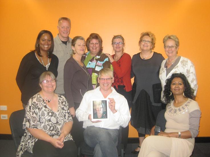 Federation Board members meeting in Sydney Australia October 2011