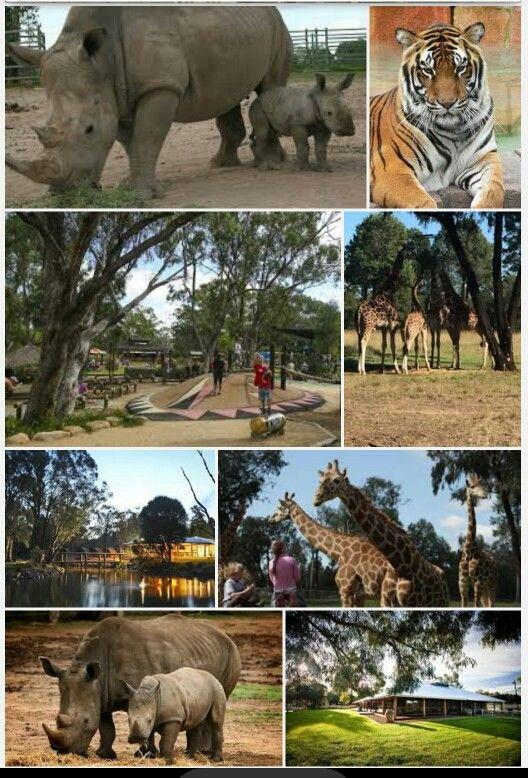 Taronga Western Plains Zoo in Dubbo, NSW