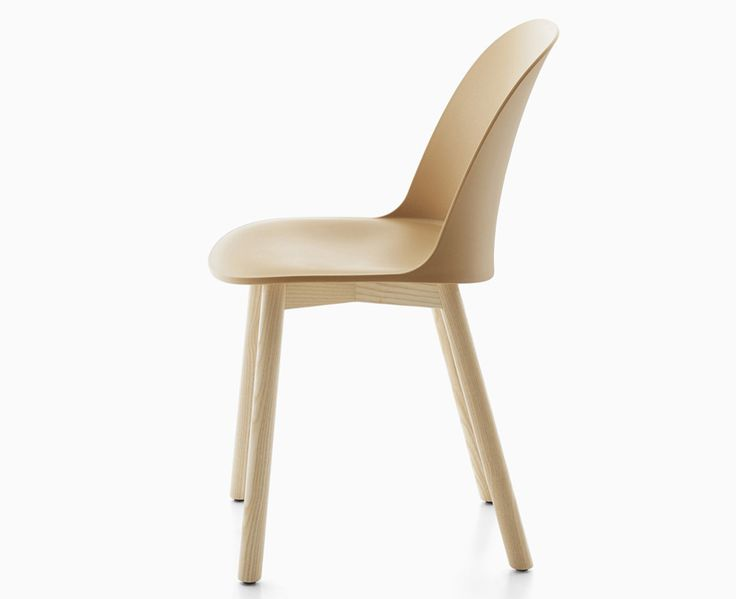 The NEW Alfi chair by Jasper Morrison for EMECO, available at Morlen Sinoway Chicago - morlensinoway.com