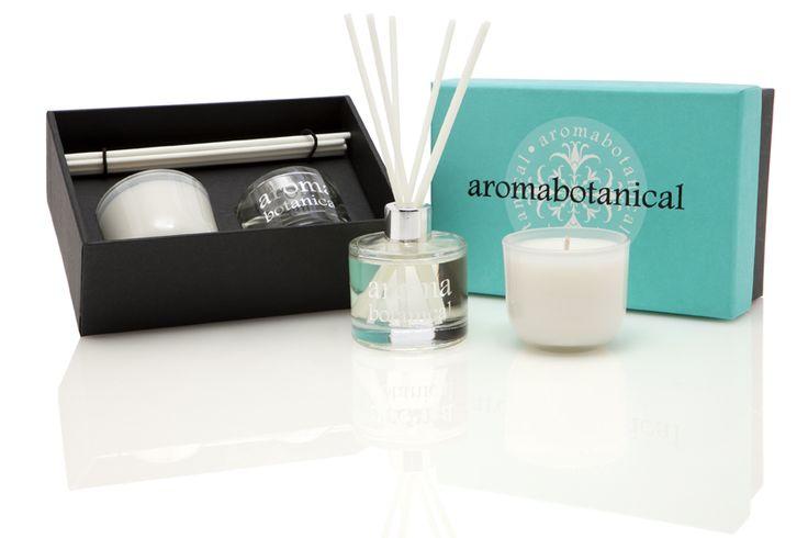 Pear & Ginger Mini Gift Set #aromabotanical