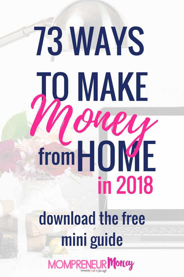 Ready to #workfromhome in 2018? Download this free list of 73 skills and services that you can use to generate real income from home. (sponsored link)