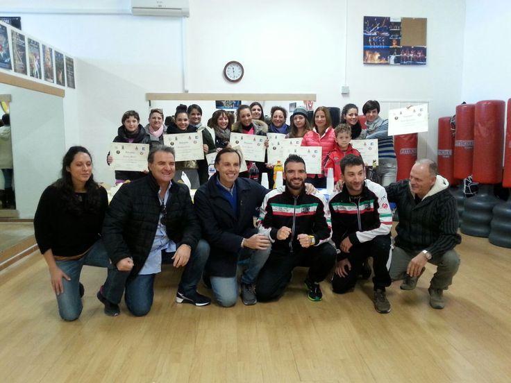 Con la consegna dell'attestato di frequenza WTKA Fight Club, riconosciuto a livello regionale, si è conclusa sabato 12 Novembre l'8^ edizione del corso gratuito di autodifesa personale «Rosa è forte» 2016, organizzato dall'A.S.D. Fight...