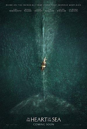 인 더 하트 오브 씨 (In the Heart of the Sea, 2015)  ◆121분 ◆2015.12.03 개봉 ◆감독: 론 하워드 ◆출연: 크리스 헴스워스, 킬리언 머피 ◆1820년 겨울, 뉴 잉글랜드 지방의 포경선 '에섹스'호는 거대하고 포악한 고래의 습격을 받는다. 실제...