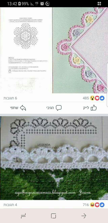 78 besten Crochê Bilder auf Pinterest
