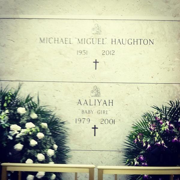 Aaliyah Dana Haughton 1979  2001  Find A Grave Memorial