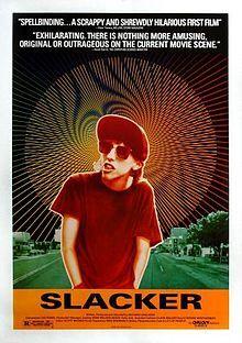 Slacker (1991). Richard Linklater. Una de las mejores películas independientes de Estados Unidos.