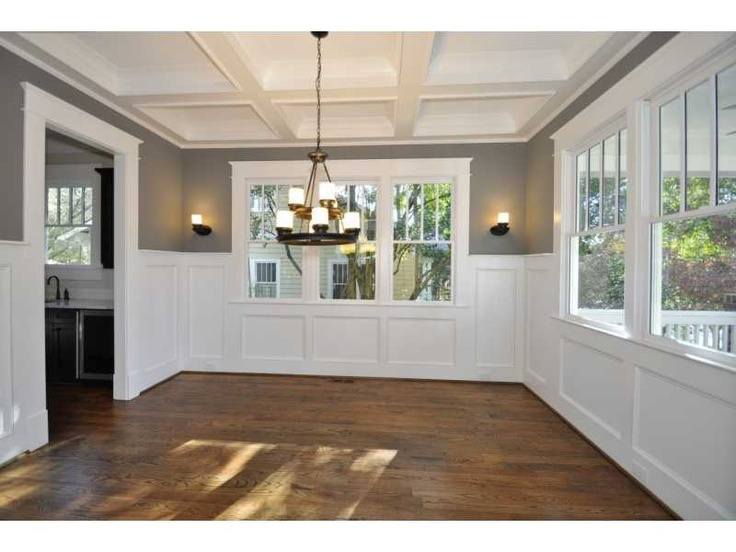 dining room chair rail home remodel pinterest beautiful dining