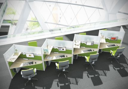 #office seating #perspex #glassforsound Need seethrough boards