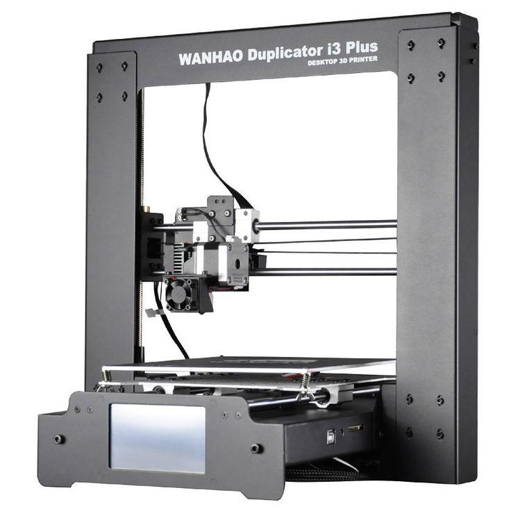 3D printer, 3D Printer duplicator i3 , wanhao i3 duplicators by DigitMakers.ca
