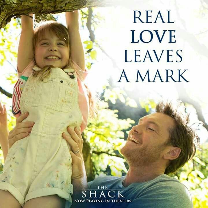 beautiful & touching movie-The Shack with Sam Worthington