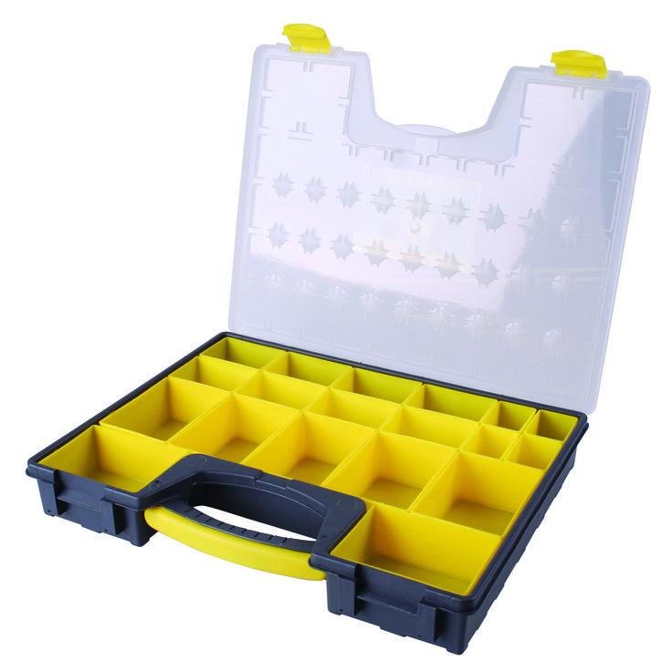 Organizador grande de 16 1 2 productos y herramientas - Organizador de herramientas ...