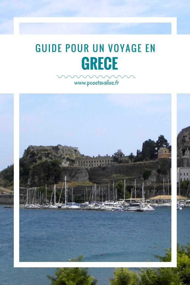 Guide des choses à faire et à voir lors de votre voyage en Grèce ! Découvrez les différentes îles grecques : les cyclades, les iles ioniennes... et la grèce continentale. Vous voulez aussi savoir quand partir en Grèce et que voir en Grèce ? La réponse est