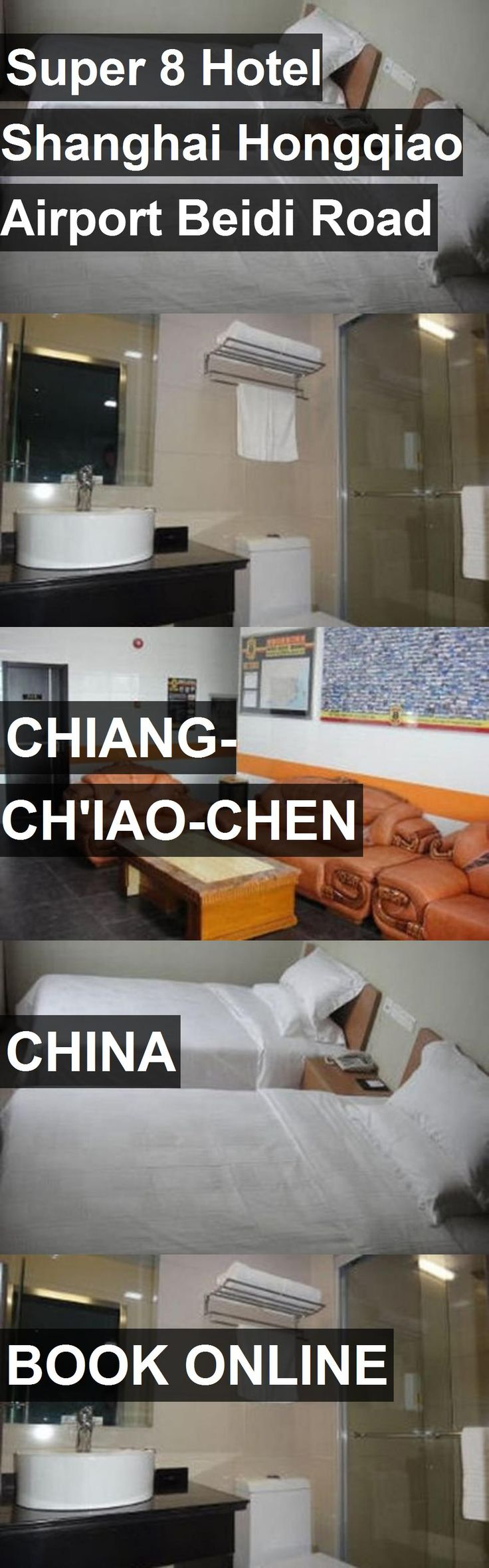 Hotel Super 8 Hotel Shanghai Hongqiao Airport Beidi Road in Chiang-ch'iao-chen, China. For more information, photos, reviews and best prices please follow the link. #China #Chiang-ch'iao-chen #Super8HotelShanghaiHongqiaoAirportBeidiRoad #hotel #travel #vacation