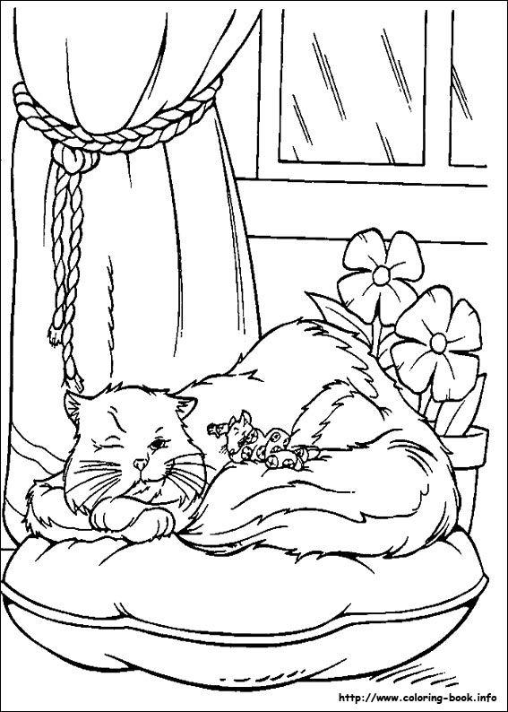 Stuart Little coloring picture