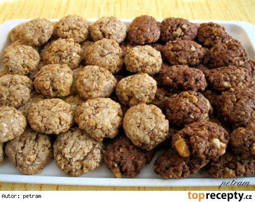 Pohankové sušenky bez lepku, mléka a vajec