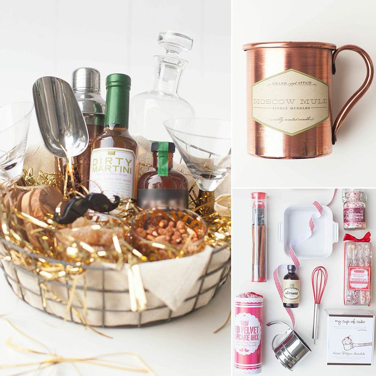 Gift basket ideas so easy to copy and so inexpensive. So worth it!