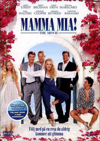 Komedi från 2008 av Phyllida Lloyd med Meryl Streep och Pierce Brosnan.