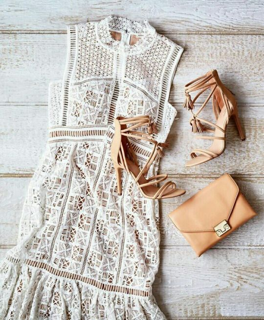 flat lay fashion