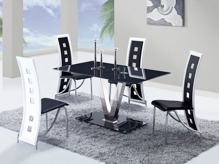 Stunning Modern Dining Room Furniture Sets Contemporary Room