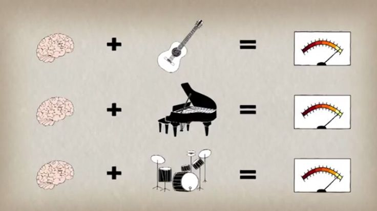 Musicians' Brains Really Do Work Differently — In A Good Way