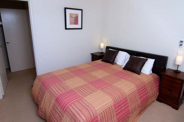 Carrington Court - Main Bedroom -  Main Beach Apartments