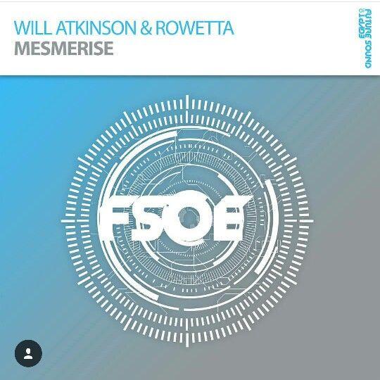 Mesmerise - Will Atkinson and Rowetta #fsoe