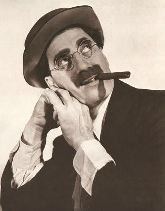 I, not events, have the power to make me happy or unhappy today. I can choose which it shall be. Yesterday is dead, tomorrow hasn't arrived yet. I have just one day, today, and I'm going to be happy in it. Groucho Marx