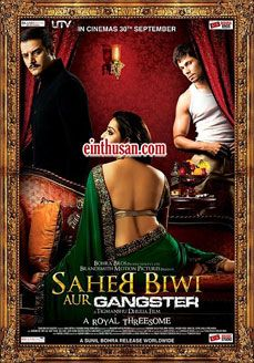 Saheb, Biwi Aur Gangster Hindi Movie Online - Jimmy Shergill, Mahie Gill and Randeep Hooda. Directed by Tigmanshu Dhulia. Music by Amit Sial. 2011 [A] ENGLISH SUBTITLE