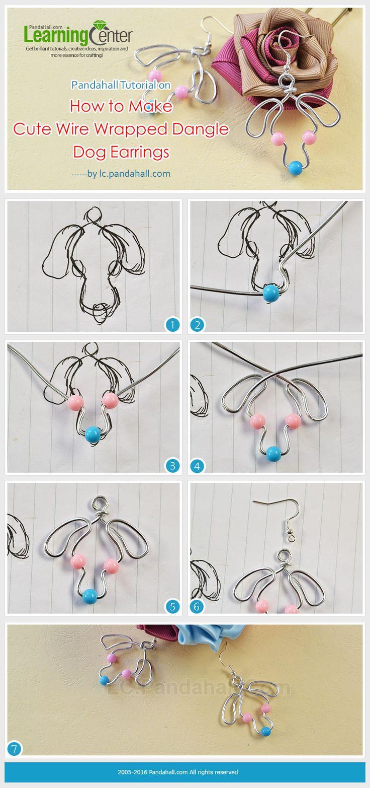 2270 best wire jewelry images on Pinterest | Tutorials, Jewelry ...