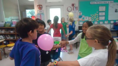 Kagan Class Building activities