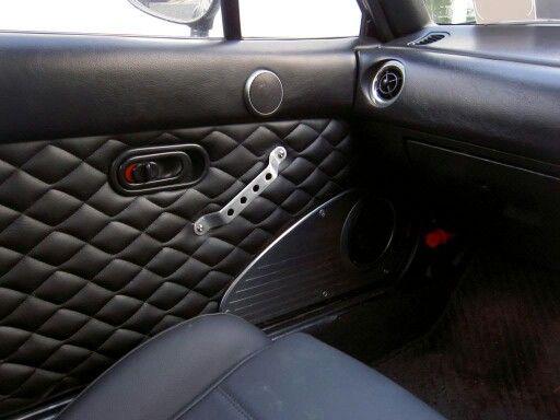 Aluminum door pulls mx5 miata roadster interior & 88 best MX-5 images on Pinterest | Mazda miata Mx5 mazda and Ac cobra Pezcame.Com