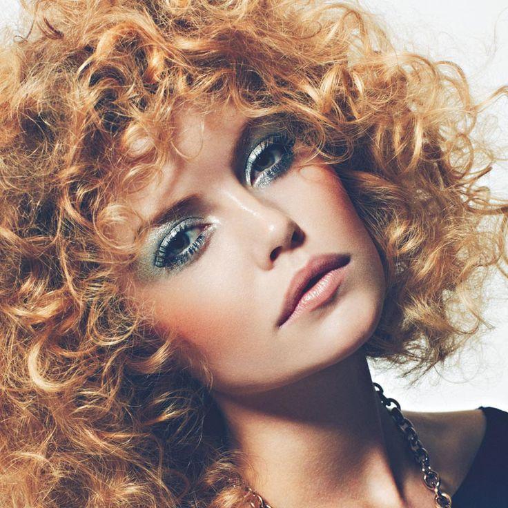hair & makeup inspo   Editorial de belleza sixties: Studio 54