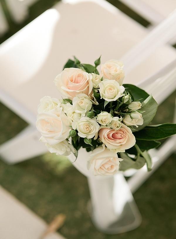 Cute ceremony flowers www.touchedbyangels.com.au