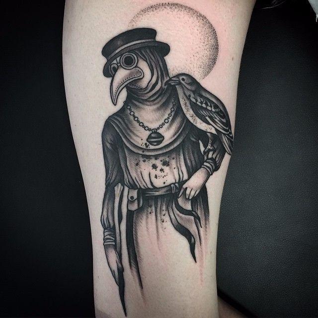 Best 25 doctor tattoo ideas on pinterest nurse tattoos for Plague doctor tattoo