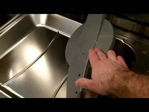 Dishwasher Not Cleaning Properly? 5 Quick Tips to Make it Run Like New  From a repair man.  Also has nice video
