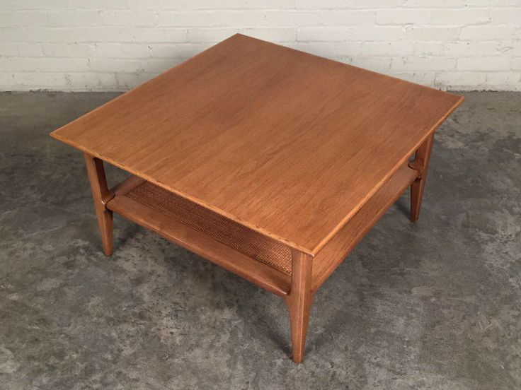 Mid-Century Modern Coffee Table By Century Furniture Co on Chairish.com