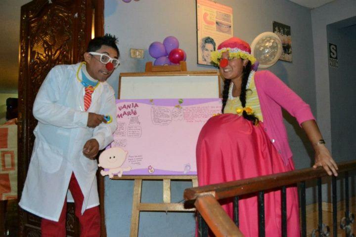 Unas ideas divertidas de juegos para baby shower ve m s - Ideas divertidas para fiestas ...