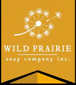 Wild Prairie Soap Company. An Alberta company that we are pleased to sell in store.