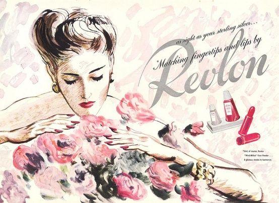 History of Cosmetics – Revlon