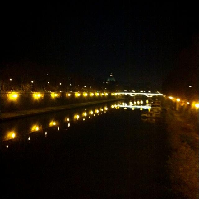 Tevere River, Rome