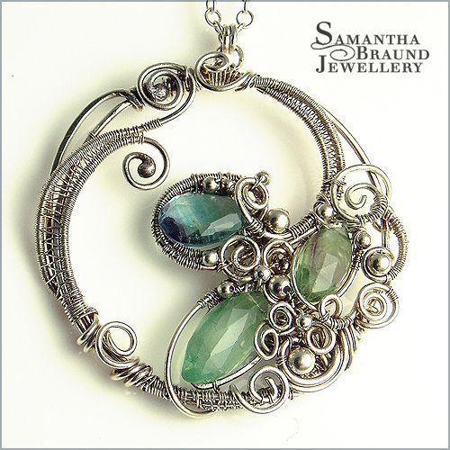 Samantha Braund Jewellery - Страна чудес