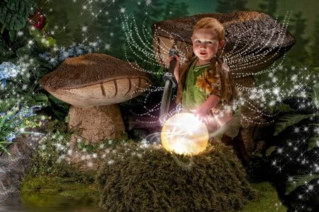 Vote for David-Gerard in the 2014 March of Dimes Faeries for Babies Calendar Contest.