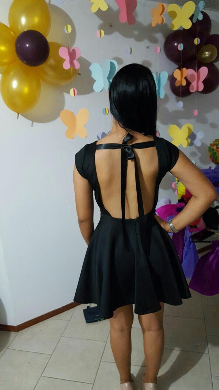 Vestido de cumpleaños