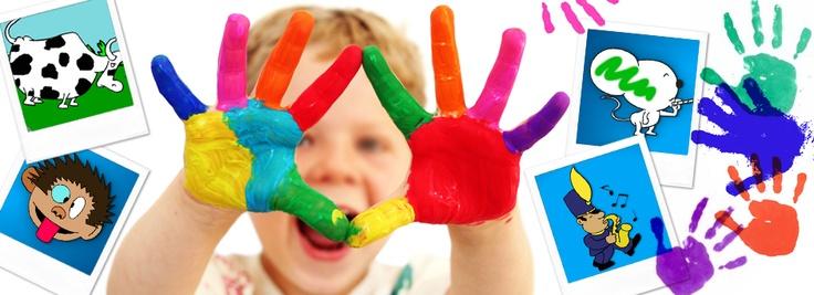 Giochi Interattivi Multi Touch per Bambini 0-5 anni