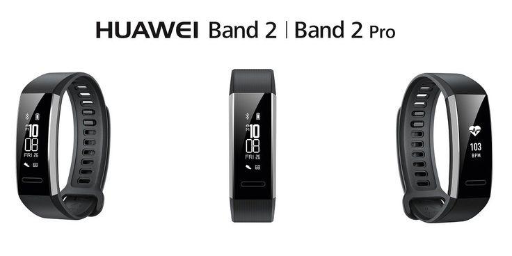 Bleib fit – Huawei präsentiert das Band 2 Pro #News #Release #Wearable